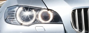 Auto Collision Headlight Restoration